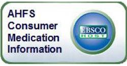 AHFS Consumer Medication Information