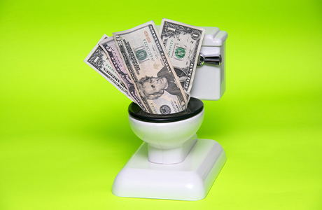 image for Your Website is Just a Toilet, So Stop Flushing Your Money Into It