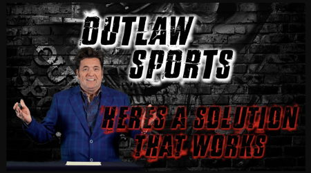 Image for Outlaw Sports - I'm Sick Of Pro Athletes Protesting In Sports