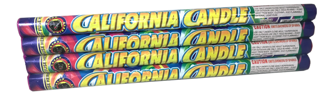 Image for California Candle