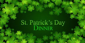Image for St Patricks Day Dinner