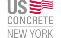 Logo for U.S. Concrete New York