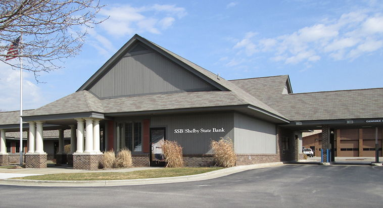 Picture of the Banking center at Hart