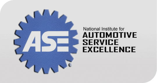 The National Institute for Automotive  Service Excellence (ASE)