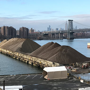 Image for Aggregates for the NY Metropolitan Area