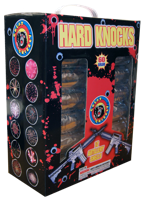 Image for Hard Knocks 12 shells