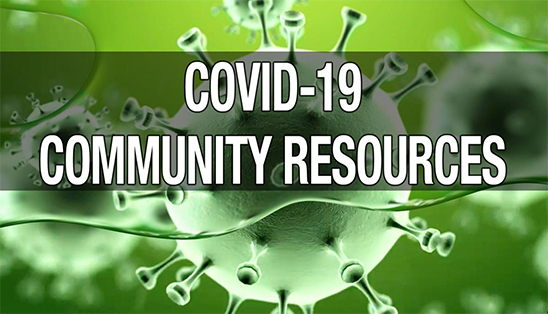 Image for Community Resources for Dealing with COVID-19