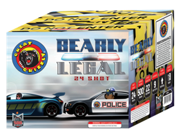 Image for Bearly Legal 24 SHOT