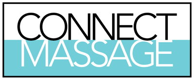 Logo for The Connect Massage