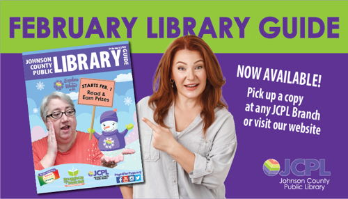 February Library Guide