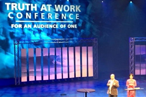Image for Truth at Work Conference 2017
