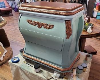 Paint Your Own Furniture Piece Workshop