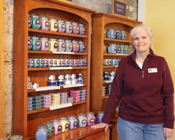 The Woman Behind Middle Davids Artisan Candles