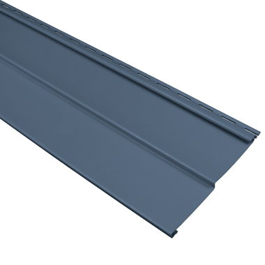 OPTIONAL SIDING-BAYOU BLUE