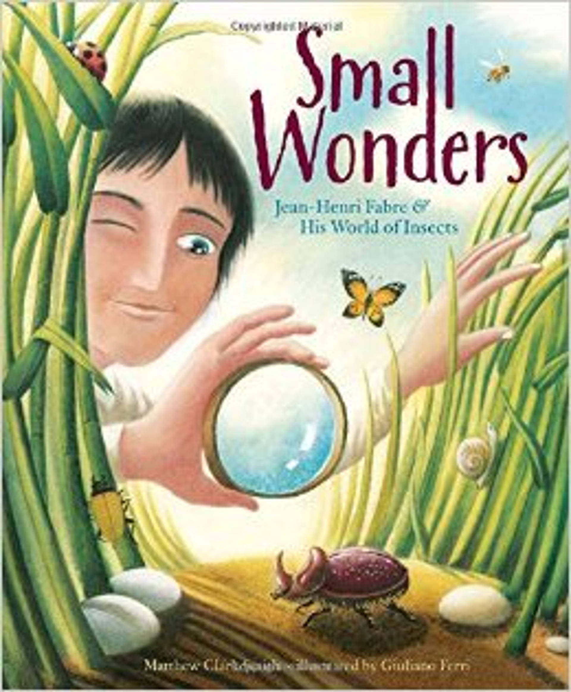 Small Wonders: Jean-Henri Fabre & His World of Insects