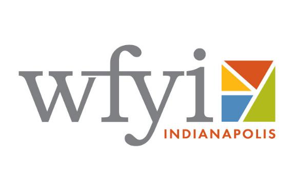WFYI logo featuring \