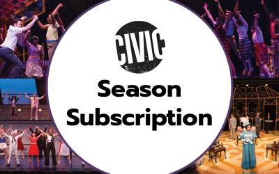 Logo for 2019-2020 Season Subscription