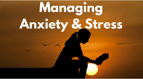 Image for Managing Anxiety & Stress