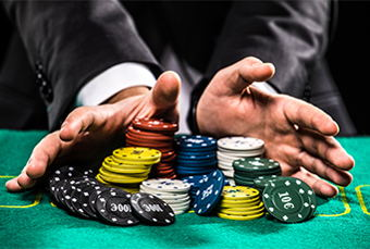 Image for Are you a Gambler or Investor?