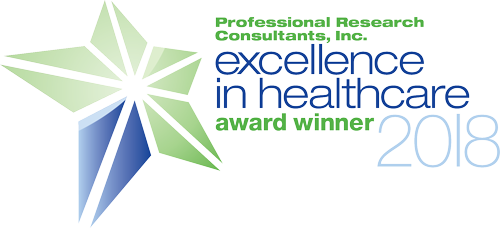 PRC Excellence in Healthcare Award Johnson Memorial Health