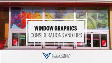 Image for Window Graphics Considerations and Tips