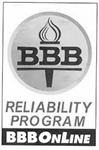 Logo for BBB Reliability Program