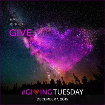 Giving Tuesday.. What is it?