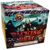Image for Packing Heat 9 Shot