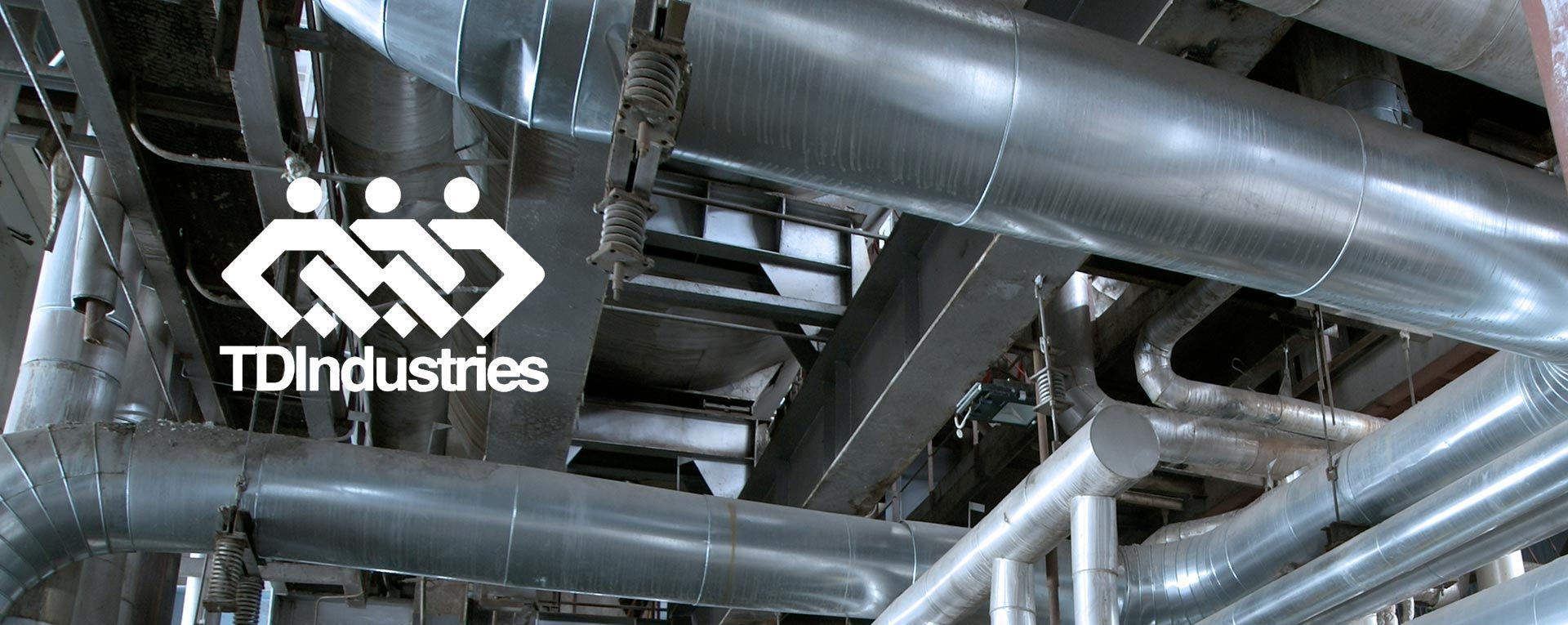 TD Industries Lrg