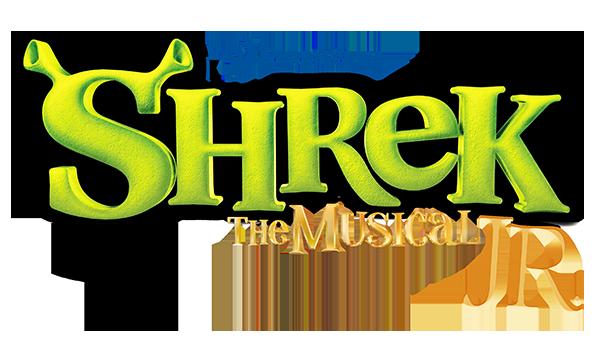 logo for SHREK Jr.