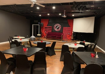 Gutty's Comedy Club Event Space