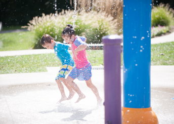 City Center Park & Splash Pad