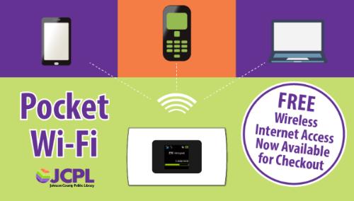 Pocket Wi-Fi Free Internet Access