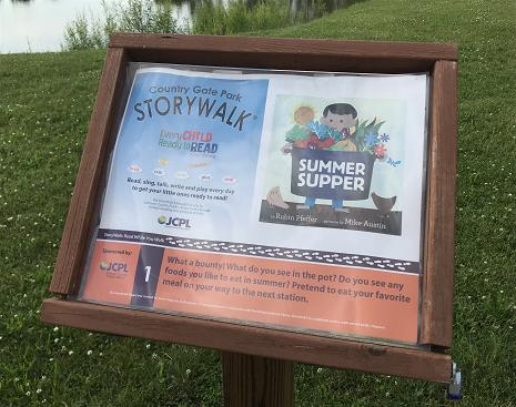 CPB Summer 2019 StoryWalk