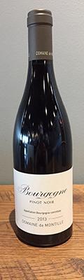 Domaine de Montille Bourgogne Pinot Noir