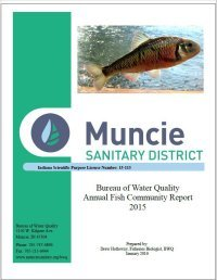Cover of Fish Community Report 2016