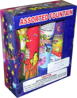"""Image of 7"""" Assorted Fountain"""