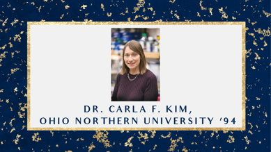 Image for Woman of Distinction - Dr. Carla Kim