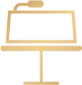 keynote yellow icon