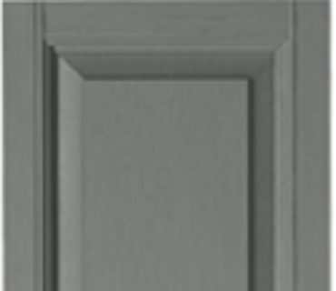 STANDARD RAISED PANEL SHUTTER - GRAY