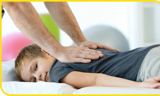 Image for Massage Therapy for Kids