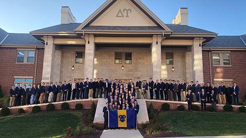Missouri Chapter Reinstalled