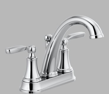 Bathroom Faucet– Polished Chrome