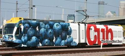 Cub Transit Wrap