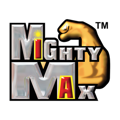 Logo for Mighty Max