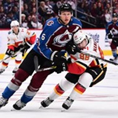 Image for Flames drop season opener to playoff nemesis Avalanche