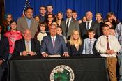 Houchin's Dyslexia Screening Bill Signed Into Law