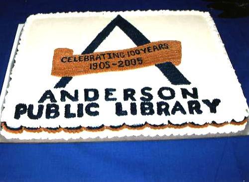 APL Centennial Cake