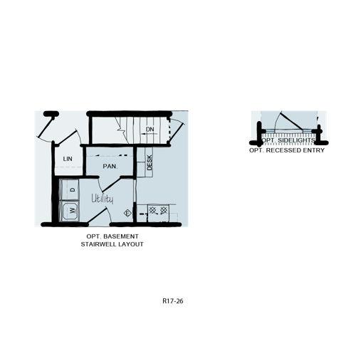 Floorplan of Carrington