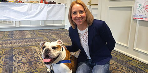 Image for Cassi Vanderpool Graduates from Butler's AWL Program